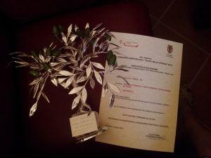 Premio olivo della strega 2014